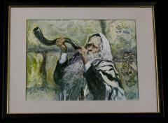 """""""השופר"""" (The Shofar), by Martha Moore"""