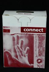 Tzedakah / Charity Box from the Jewish Federation of Cincinnati, 2000 Campaign
