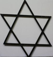 Iron Star of David