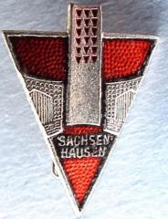 Sachsenhausen Survivors Pin