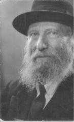 Portrait Photograph of Rabbi Eliezer Silver