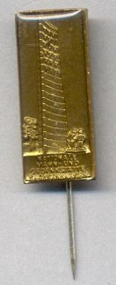 Sachsenhausen Stick-Pin