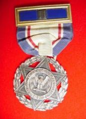 Jewish War Veterans of the USA Medal