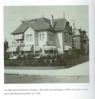 Hiding Place of Henry Fenichel and his mother, Paula [Pessel] Fenichel, from 1942 - 1943, Villa Aguilla