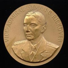 Vice Admiral Hyman G. Rickover Congressional Gold Medal