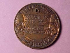 Token Issued by the B&S.S & N.Z Home for the Aged in Montreal, Canada