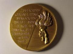 50th Anniversary of the Anti-Defamation League of B'Nai Brith Medal