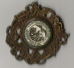 US Grand Lodge - Order of Brith Abraham Medallion