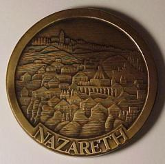 Nazareth City Medal