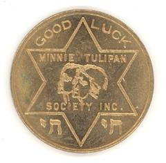 Minnie Tulipan Society, Inc. Token