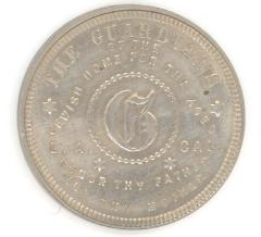 The Guardians of The Jewish Home for the Aged (Los Angeles, CA) Token