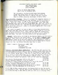 Cincinnati Council for Soviet Jewry - People to People News Report, Vol 1, No. 2, December 1971