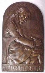 Heinrich Heine Plaque