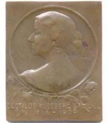 Clotilde Kleeberg-Samuel Plaque