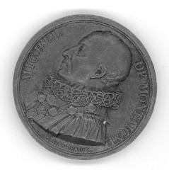 Michel De Montaigne Medal