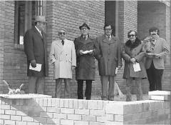Arthur Beerman Center Dedication Ceremony
