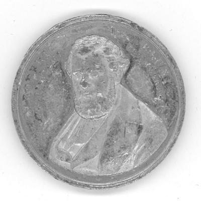 Robert Blum Medal Front/Obverse