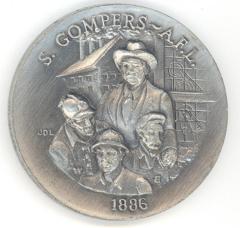 Samuel Gompers Medal