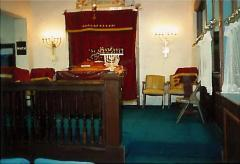 Photographs of the Interior of the North Avondale Synagogue
