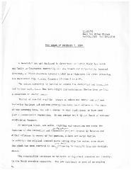 Press Releases for Dedication of the North Avondale Synagogue Albert & Sadye Harris Memorial Sanctuary
