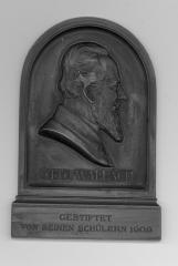 Otto Wallach Plaque