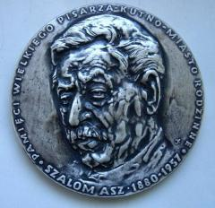 Shalom Asch (Yiddish writer) Medal