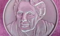 Henrietta Szold Medal Front/Obverse