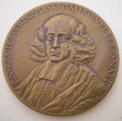 Baruch de Spinoza Medal