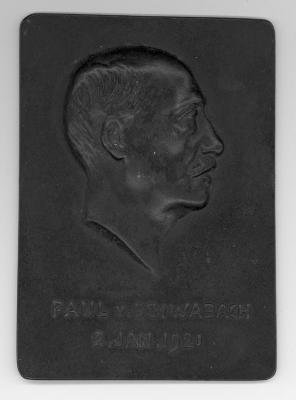 Paul von Schwabach Plaque