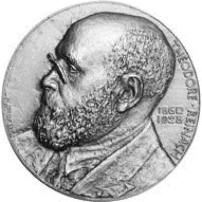 Theodore Reinach Medal