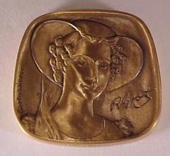 Rebecca Gratz Medal, 1981