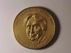 120th Anniversary of the Birth of Henrietta Szold Medal