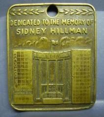 Sidney Hillman Medallion