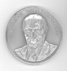 Simon Wiesenthal United States Congress Medal