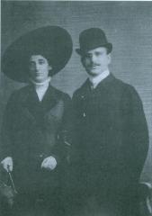 Erna and Paul Freudlich