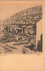 """E. M. Lilien Postcard """"Betir"""""""