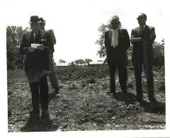 Northern Hills Synagogue (Beth El) Groundbreaking Ceremony 1963 (Cincinnati, OH)