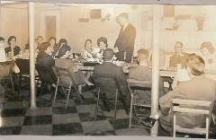 Northern Hills Synagogue (Beth El) Officer Installation Dinner 1963 (Cincinnati, OH)