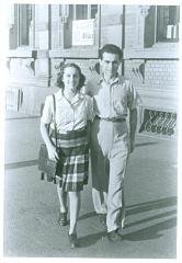 Paul and Anna Ornstein