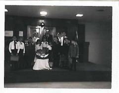 Northern Hills Community Hebrew Schools Holds Torah Induction Service 1968 (Cincinnati, OH)