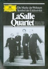 """LaSalle Quartet"" - pamphlets by Deutsche Grammophon"