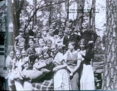 "Albert ""Al"" Miller's class picture"