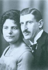 Mr. & Mrs. Alfred Muller