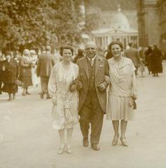 Mr. & Mrs. Otto Philipp and Lotte Philipp (Muller)